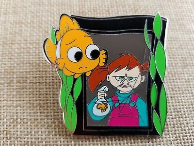 Disney PIXAR Pin Finding Nemo Celebrating 15 years LE 500 Nemo and Darla