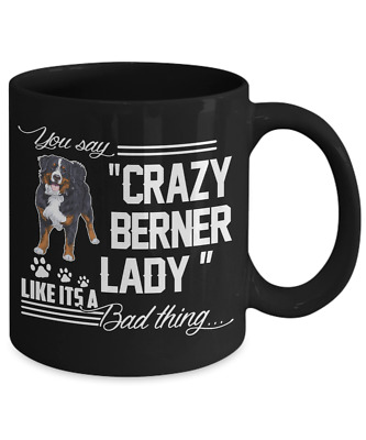 Bernese Mountain Dog Coffee Mug, Cup, Bernese Mountain Dog Gifts, Berner Dog Mug