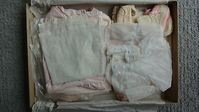 Vintage Lot 1950's Girls Baby Child Clothes 16 Items