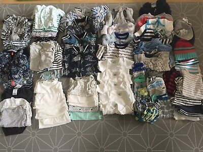 Bulk Baby Boy clothes - Bonds