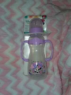 Disney Mickey Mouse baby bottle pacifier diapers preemie Reborn nipples