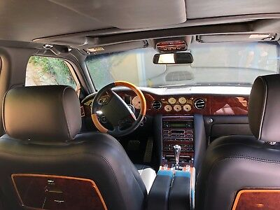 2008 Bentley Arnage  2008 Bentley Arnage