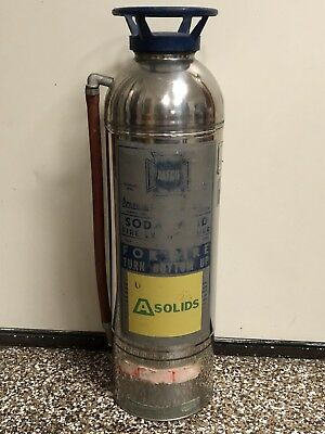 American LaFrance Soda Acid Fire Extinguisher