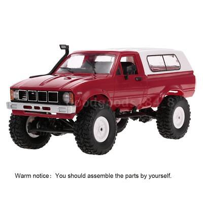 WPL C-24K 1/16 4WD RC Off-road Pick-up Truck with Motor & Servo KIT Version G7A5