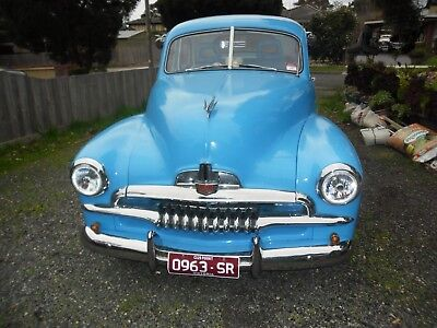 fj holden car 1955 sedan fitted with v6 motor turbo 700 auto