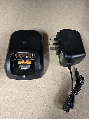 Charger for Motorola DP3400/4400 Battery