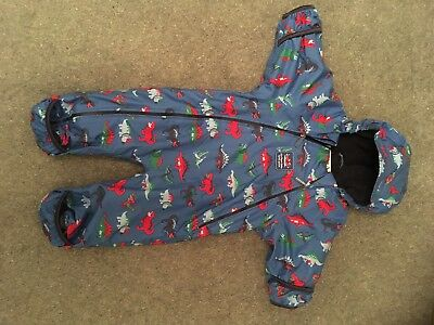 Jojo maman bebe Waterproof All In one 3-6 Months. Boys. Excellent Condition