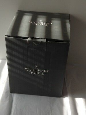 Waterford Crystal Lismore Hock Wine glass set 4
