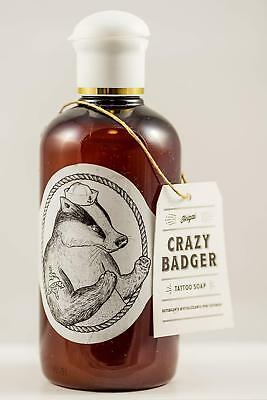 CRAZY BADGER-Tattoo Soap (sapone/detergente per tatuaggi)