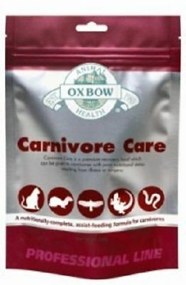 Oxbow - Carnivore Care Pet Supplement Sachet - 20g 40g or 70g