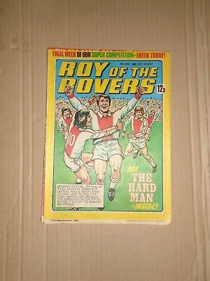 Roy of the Rovers issue dated April 26 1980