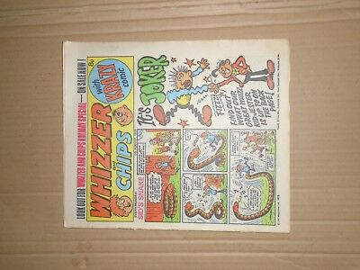 Whizzer and Chips issue dated August 5 1978