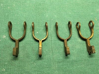 Four Western Electric Candlestick Telephone Switch Hooks
