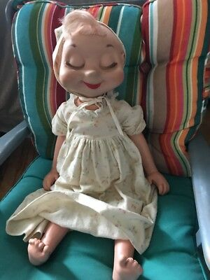 Whimsie Doll Suzie The Snoozie 1960