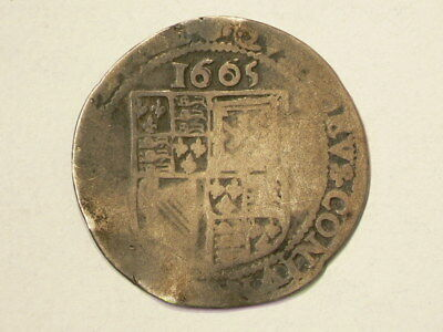1605 Great Britain Silver 6 Pence #1485