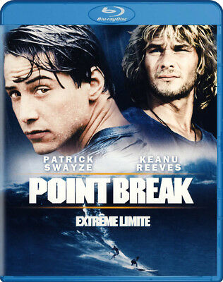 Point Break (Blu-Ray) (Bilingual) (Keanu Reeves) (Blu-Ray)