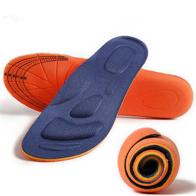 Cushion Foot Care Shoes Insoles Insert Pad Sole Shoes Pads Sports Run Gym