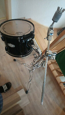 "Beckenständer + TomTom, Pearl TC-930 Tom/Boom Stand + Pearl VX 13""x10"" TomTom"