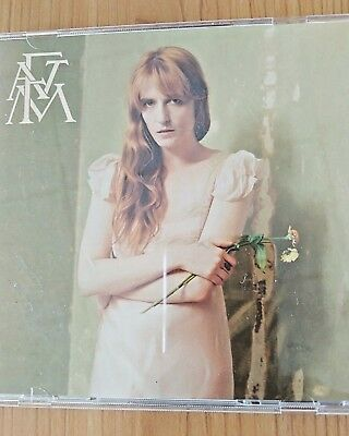 Florence and the Machine 'High as hope' cd