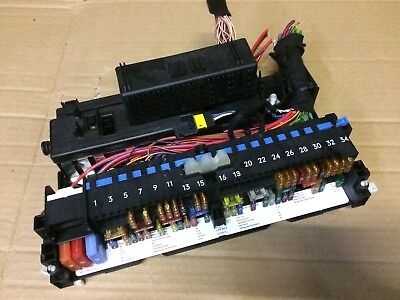 Genuine Bmw X3 E83 2003-2010 Power Distribution Fuse Box