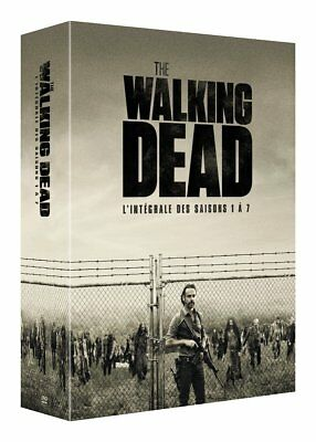 Walking Dead Integral Saisons 1 A 7