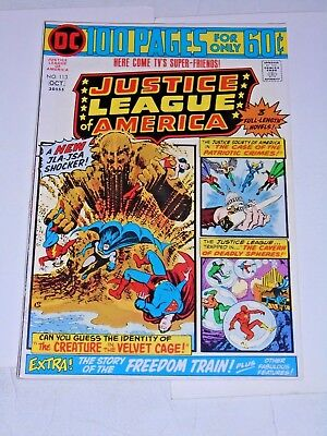Justice League Of America #113 comic (VF) 100 pages