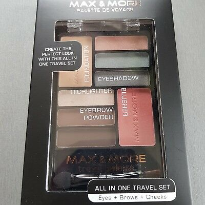 Max & More all In One Travel Set
