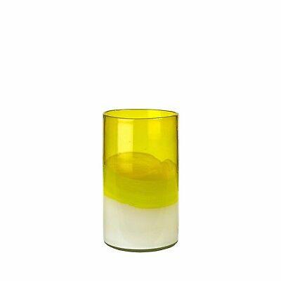 Vase Layers Yellow Pols Potten small