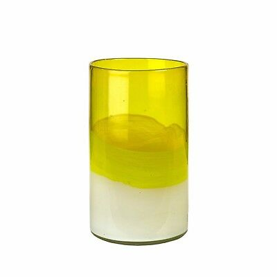 Vase Layers Yellow Pols Potten large