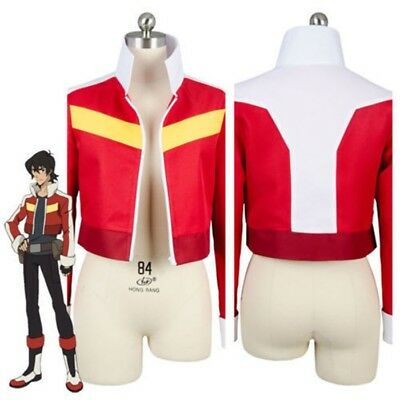 For Voltron:Legendary Defender of the Universe Keith Cosplay Costume Jacket US