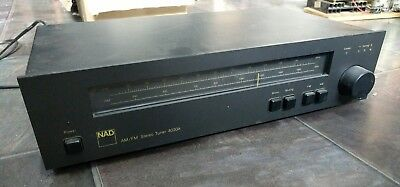 NAD AM/FM Stereo Tuner 4020a