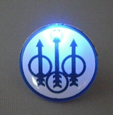 Beretta Blinky, Beretta Trident, Magnetic, RARE COLLECTIBLE, For Hats, Lapels...