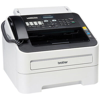 Brother IntelliFax-2840 High-Speed Laser Fax - FAX2840