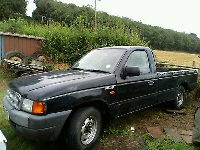Ford Ranger Pickup 2000 single cab non turbo like hilux l200 navara b2500 export