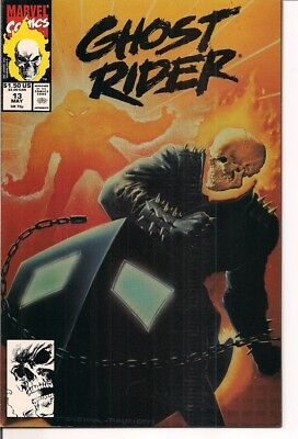 Ghost Rider #13 by Marvel Comics (1991)