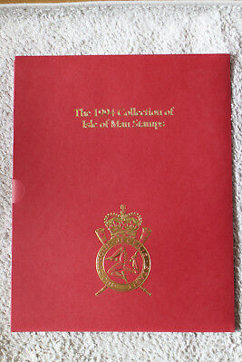 The 1994 Collection of Isle of Man Stamps