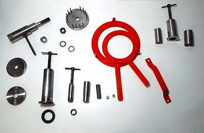 . for Ford DCT DPS6 Dual Clutch Master Tool Kit Remove Reinstall Reseal  Deluxe