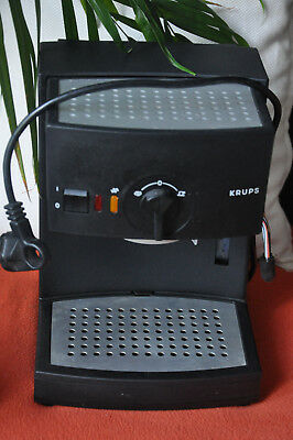 cafetière expresso Krups 988 1.1L - 15 bars -TBE - propre - made in Germany