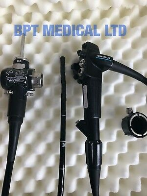 Olympus Paediatric Colonoscope PCF-P240AL EVIS Case Excellent TESTED Endoscopy