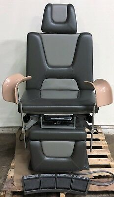 Ritter Midmark 75 Special Edition Model 119 Power Procedure Chair Exam Table