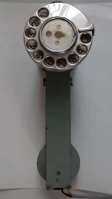 Telephone engineers handset - pulse dial