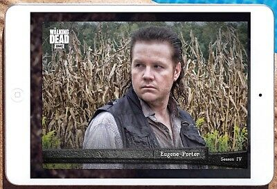 EPOCH WAVE 2 MARATHON EUGENE PORTER Topps Walking Dead Card Trader Digital