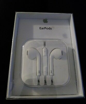 Authentic OEM Apple EarPods (MD827ZM/B) with Remote & Mic for iPhone 5 5s 6 6s
