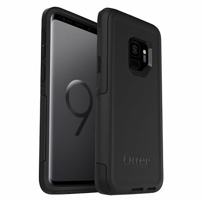 OtterBox COMMUTER SERIES Case for Samsung Galaxy S9, Black