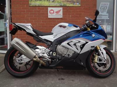 Bmw S10000Rr Sport, Motorsport Colours, Electronic Suspension, Quick Shifter