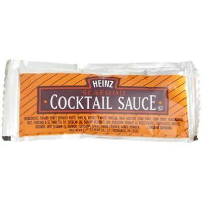 Heinz Seafood Cocktail Sauce, 0.42-Ounce Single Serve Packages (Pack Of 200)