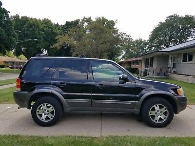 2004 Ford Escape XLT 2004 Ford Escape XLT