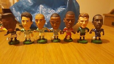 corinthian football figures Prostars headliners bundle job lot