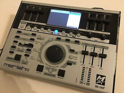MERISH PLUS MIDI file and backing track player - EUR 373,86