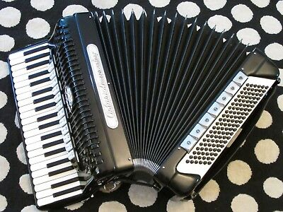 """""""ontario Conservatory"""" Lmmh 4/5 Accordion/accordian, Made In Italy, See Video"""